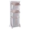 3-Tier Laundry Basket